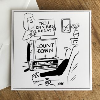 Countdown TV Anagram