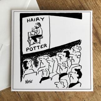 Hairy Potter at the Cinema