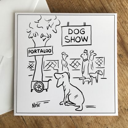 Portal for Dogs at Dog Show